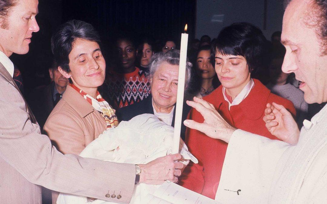Battesimo Gorton