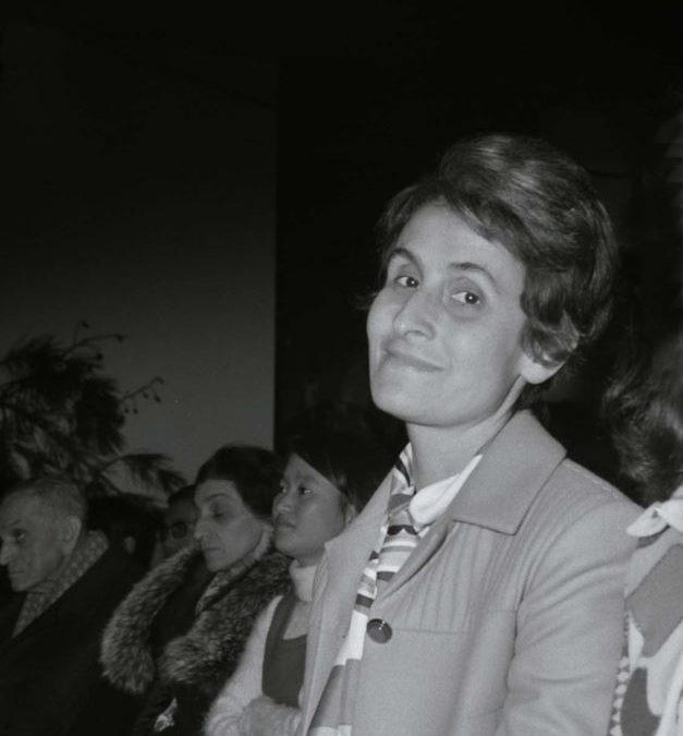 Renata Borlone, appassionata di umanita'