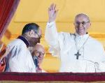 Ben arrivato Papa Francesco! La cittadella si unisce alla gioia del mondo intero