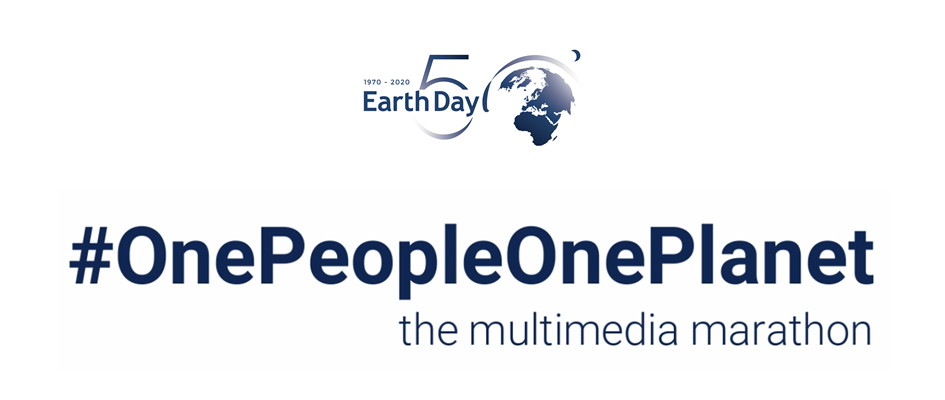 One people Earth Day 2020