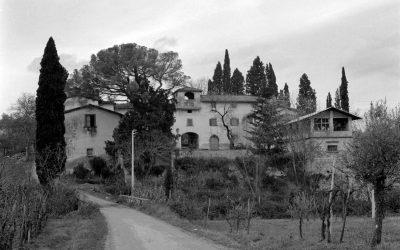La villa e il pollaio