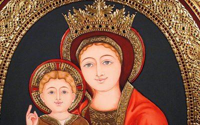 The Feast of the Mary Theotokos Shrine