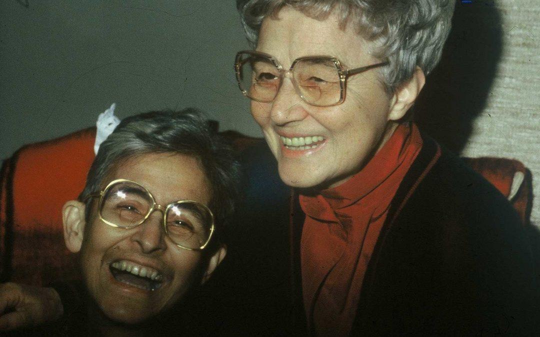 Chiara Lubich e Renata