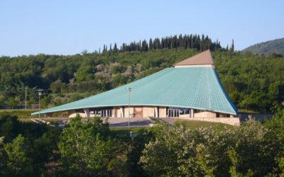 Manutenzione del Santuario