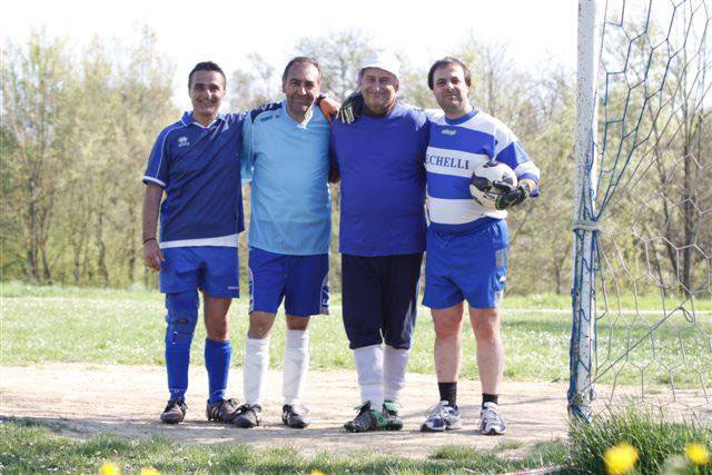 Albert e il calcio