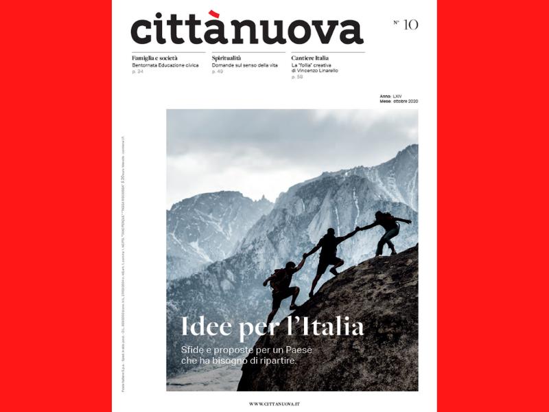 Città Nuova changes; change with Città Nuova