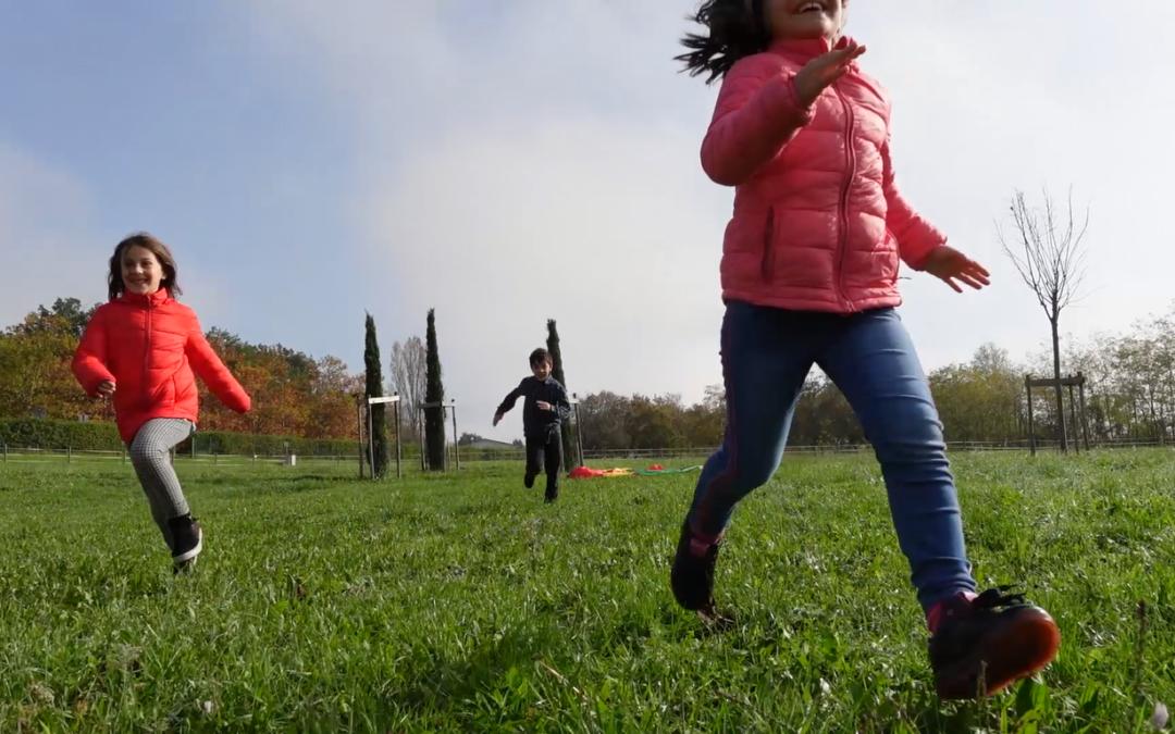 In evidenza: un parco giochi per i bambini di Loppiano e del mondo