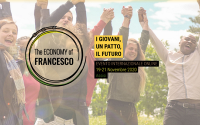 The economy of Francesco: ci siamo!
