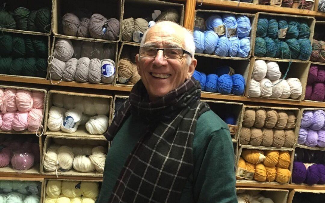 Like a ball of yarn…