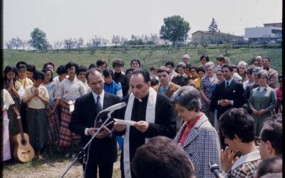 Loppiano, 8 marzo 1968
