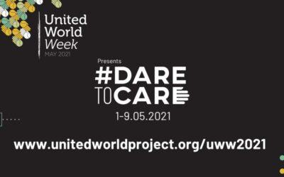 """Settimana Mondo Unito 2021: #Daretocare, """"osare prendersi cura"""""""