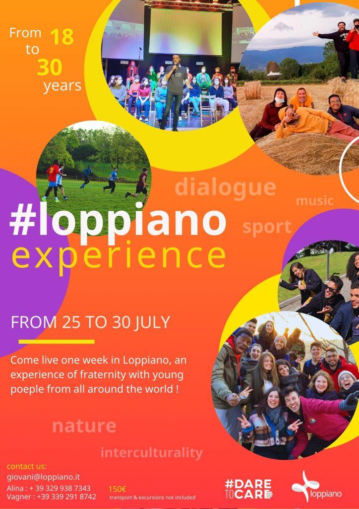 Loppiano experience